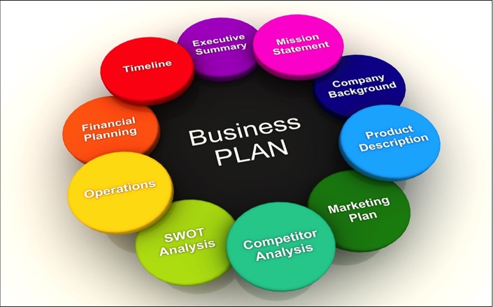 how to write a professional business plan broadmoar consulting group